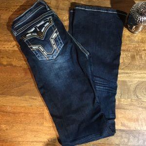 LA IDOL Jeans. ☮️❤️👗